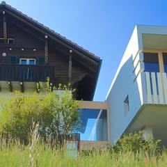 Docking Station:  Einfamilienhaus von zeitwerkstatt gmbh