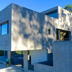 Waldburg:  Einfamilienhaus von zeitwerkstatt gmbh