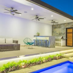 Patios & Decks by S2 Arquitectos