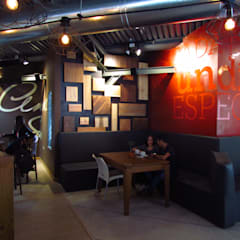 مطاعم تنفيذ Loft estudio C.A.