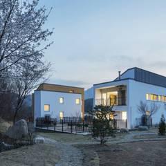 로우에너지하우스, GESTALT HEILEN: MMKM associates의  패시브 하우스