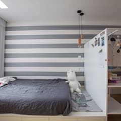 ห้องนอนเด็กชาย by (주)바오미다