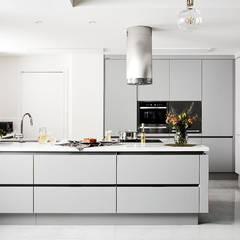 Éléments de cuisine de style  par cocina