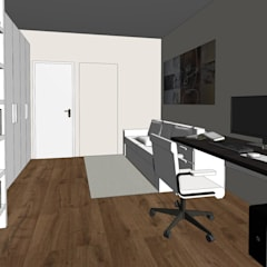 Oficinas de estilo  por MC Rendering Solution