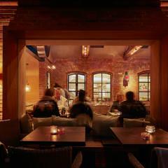 Gastronomie in Bremen Oberneuland:  Bars & Clubs von DIEPENBROEK I ARCHITEKTEN