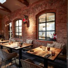 Gastronomie in Bremen Oberneuland:  Gastronomie von DIEPENBROEK I ARCHITEKTEN