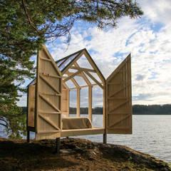 Mit der Natur Verbunden:  Garten von Paul Marie Creation