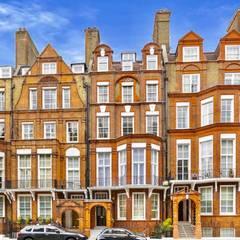 Knightsbridge, London - Residential:  Terrace house by Peach Studio
