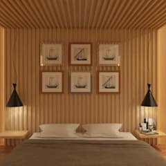 Hoteles de estilo  de TIES Design & Build