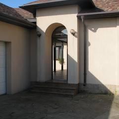 บ้านระเบียง by Центр Каркасных Технологий