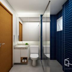 Banheiro : Banheiros  por Studio Monfre Arquitetura