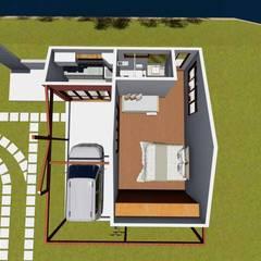 Floors by Igor Cunha Arquitetura ,