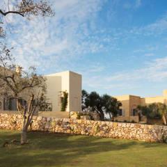 CASA DI CAMPAGNA: Casa di campagna in stile  di architetto stefano ghiretti