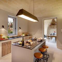 آشپزخانه by architetto stefano ghiretti