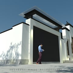 Country house by 京悅室內裝修設計工程(有)公司|真水空間建築設計居研所