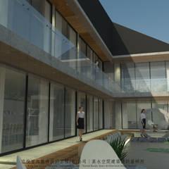 京悅蘇州    -  京悅蘇州:  禪風庭院 by 京悅室內裝修設計工程(有)公司|真水空間建築設計居研所