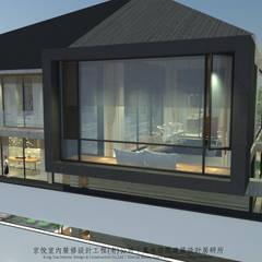 توسط 京悅室內裝修設計工程(有)公司|真水空間建築設計居研所 آسیایی
