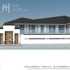 Doors by 京悅室內裝修設計工程(有)公司|真水空間建築設計居研所