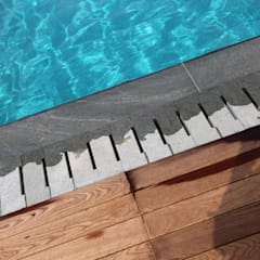 مسبح لانهائي تنفيذ Viú Architettura