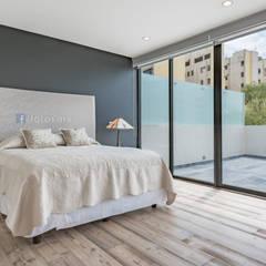 minimalistic Bedroom by FOTOIMX: Fotógrafo de Inmuebles en CDMX