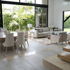 classic Dining room by ea interiorismo
