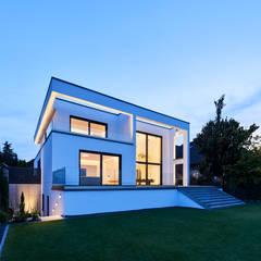 Haus S:  Terrasse von Klaus Mäs Architektur
