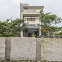 Villas by Hi+Design/Interior.Architecture. 寰邑空間設計