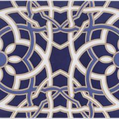 Jardines de invierno de estilo  por KerBin GbR   Fliesen  Naturstein  Mosaik