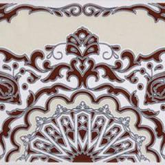 """""""Orientalische"""" Wandgestaltung -  Made in Spain:  Flur & Diele von KerBin GbR   Fliesen  Naturstein  Mosaik"""