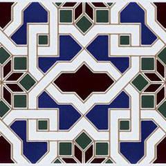Ginásios  por KerBin GbR   Fliesen  Naturstein  Mosaik
