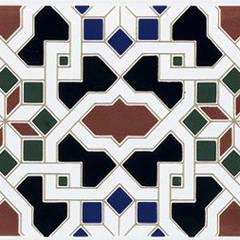 """""""Orientalische"""" Wandgestaltung -  Made in Spain: mediterrane Küche von KerBin GbR   Fliesen  Naturstein  Mosaik"""