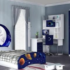 Nội thất phòng ngủ trẻ em cực đáng yêu:  Phòng trẻ em by Thương hiệu Nội Thất Hoàn Mỹ,