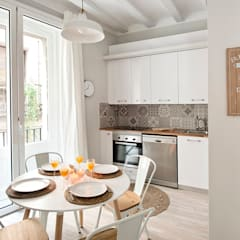 mediterranean Kitchen by Nice home barcelona