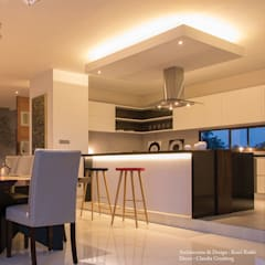 Kitchen units by Terra Development Group