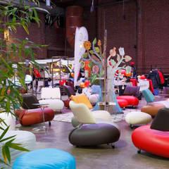 Messestand:  Veranstaltungsorte von Zimmermanns Kreatives Wohnen