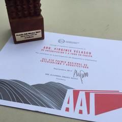 6to Premio nacional: Estudios y oficinas de estilo clásico por AAI México ( Asociación de arquitectos e interioristas de México)