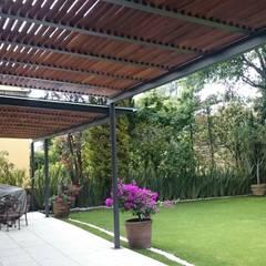 Garden by Materia Viva S.A. de C.V., Mediterranean