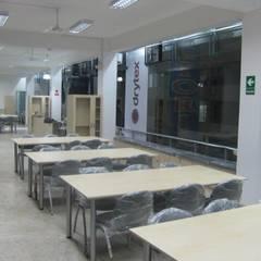Drytex: Espacios comerciales de estilo  por Arquitotal SAC,