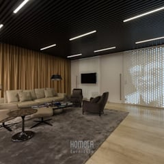 Office buildings by Homola furniture s.r.o,