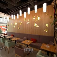 JM:  Bars & Clubs von Homola furniture s.r.o
