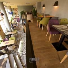 LC:  Bars & Clubs von Homola furniture s.r.o