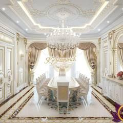 Interior design projects in Dubai from Katrina Antonovich: classic Dining room by Luxury Antonovich Design