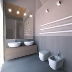 Bagni Moderni Bianchi E Neri.Bagno Moderno Interior Design Idee E Foto L Homify