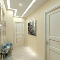 Koridor dan lorong by Дизайн студия ТТ