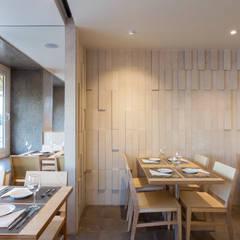 Equipamento desenhado: Espaços de restauração  por BL Design Arquitectura e Interiores