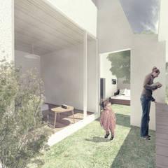 庭: 富永大毅建築都市計画事務所が手掛けた庭です。