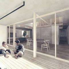 توسط 富永大毅建築都市計画事務所 آسیایی