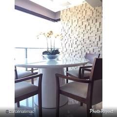 Dining room by Guaraúna Revestimentos