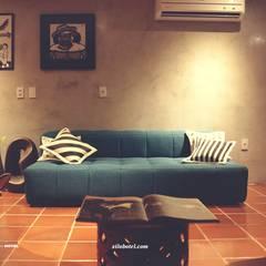 Lounge: Hotéis  por Eduardo e Marianna Arquitetura