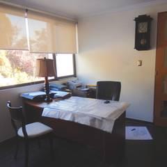 Casa Lo Cañas: Estudios y biblioteca de estilo  por AtelierStudio